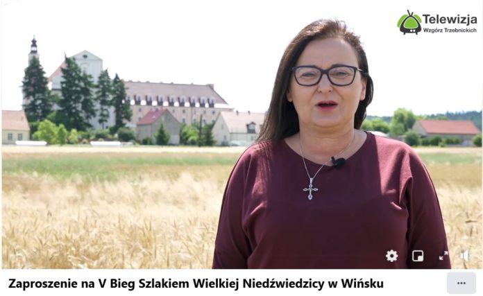 Jolanta Krysowata - Zielnica zaprasza na V Bieg Szlakiem Wielkiej Niedźwiedzicy